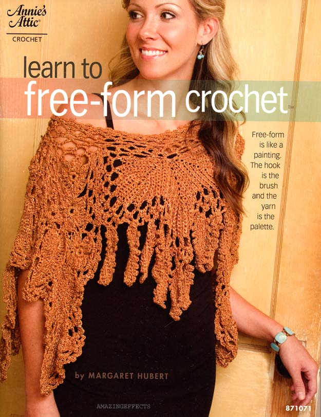 to free-form crochet book is new. Stored and shipped from a smoke-free ...