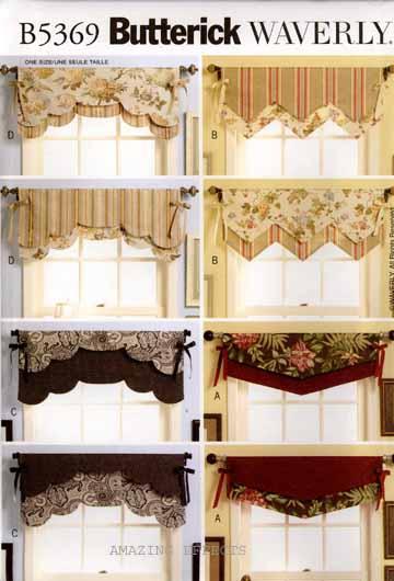 Window treatment patterns window treatment patterns for Professional window treatment patterns